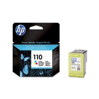 HP Genuine 110 Colour Ink Cartridge