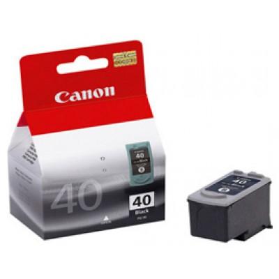 Genuine Canon PG-40 Black Ink Cartridge 0615B001